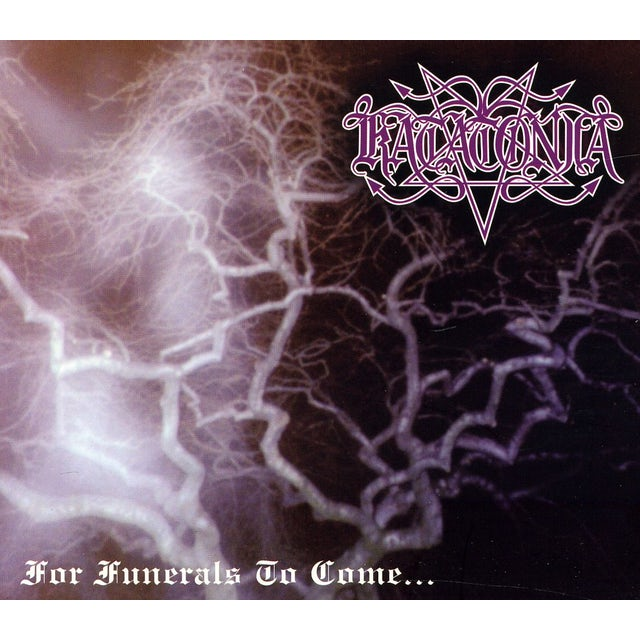 Katatonia FOR FUNERALS TO COME CD