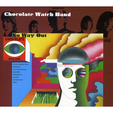 The Chocolate Watchband NO WAY OUT CD