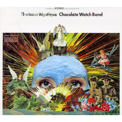 The Chocolate Watchband INNER MYSTIQUE CD