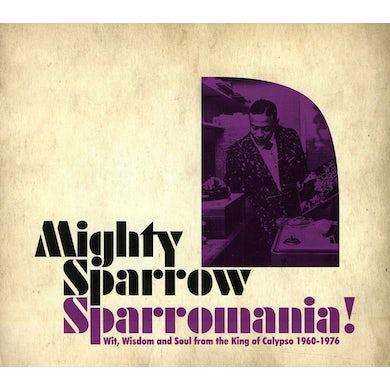 Mighty Sparrow SPARROWMANIA CD