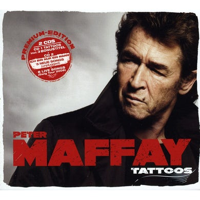 Peter Maffay TATTOOS CD
