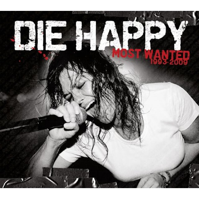 Die Happy MOST WANTED: BEST OF CD