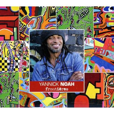 Yannick Noah FRONTIERES CD