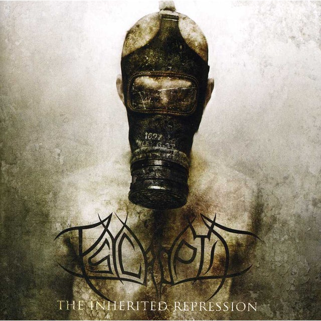 Psycroptic INHERITED REPRESSION CD