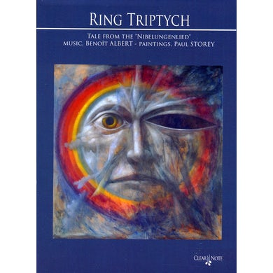 Albert RING TRIPTYCH: TALE FROM THE NIBELUNGENLIED CD