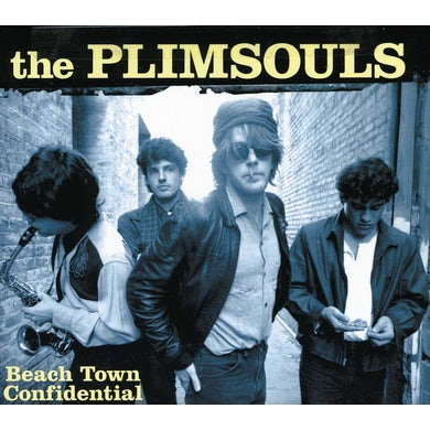 Plimsouls BEACH TOWN CONFIDENTIAL: LIVE AT THE GOLDEN BEAR CD