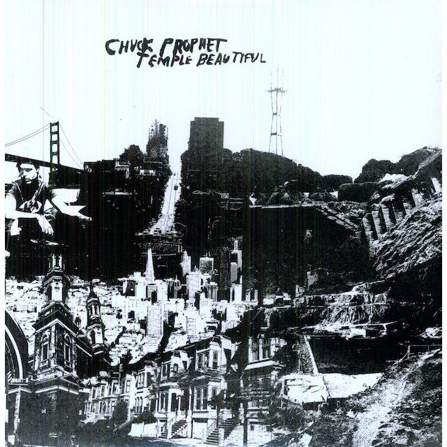 Chuck Prophet TEMPLE BEAUTIFUL Vinyl Record