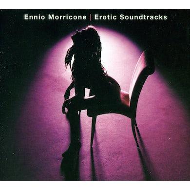 Solisti e Orchestre del Cinema Italiano ENNIO MORRICONE: EROTIC MOVIE Original Soundtrack CD