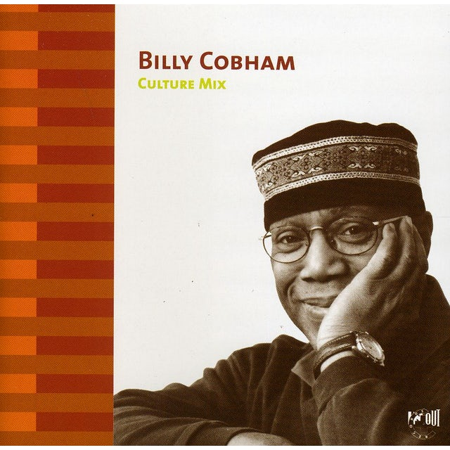 Billy Cobham CULTURE MIX CD