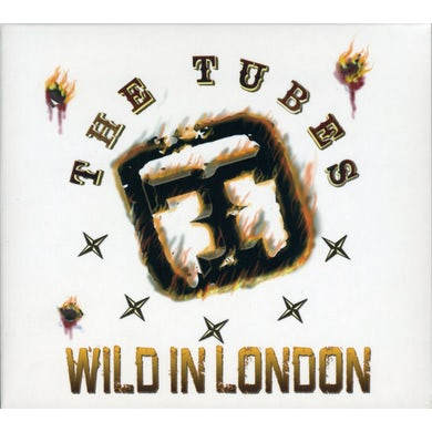 Tubes WILD IN LONDON CD