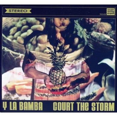Y La Bamba COURT THE STORM CD