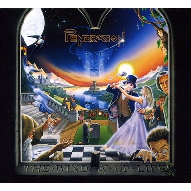 Pendragon WINDOW OF LIFE CD