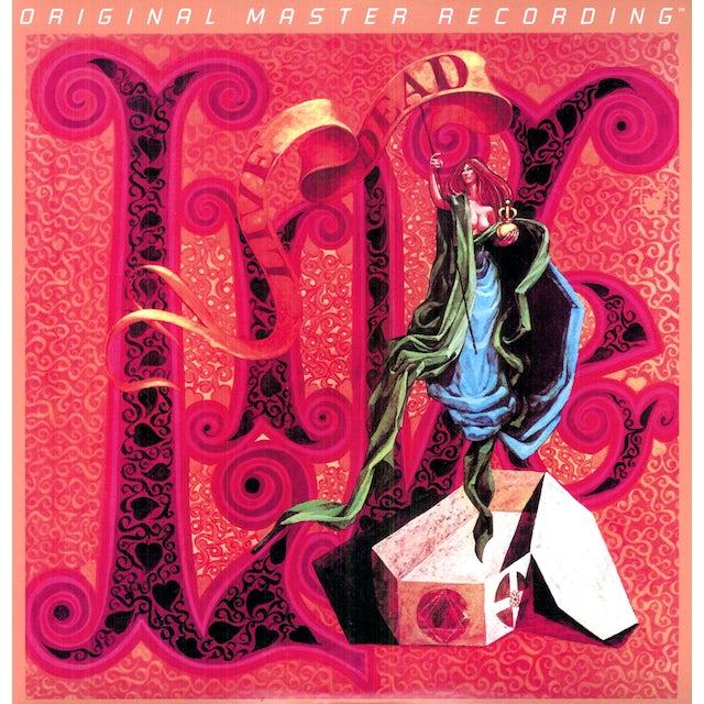 Grateful Dead LIVE DEAD Vinyl Record