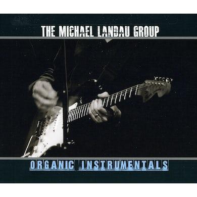 Michael Landau ORGANIC INSTRUMENTALS CD