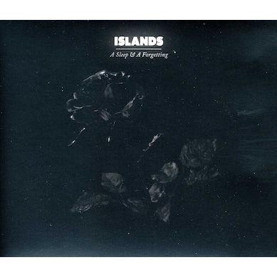 Islands SLEEP & A FORGETTING CD