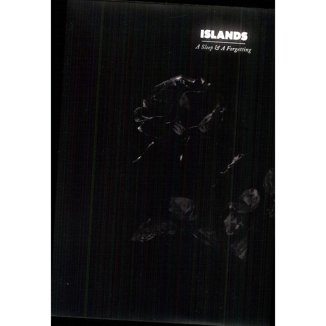 Islands SLEEP & A FORGETTING Vinyl Record