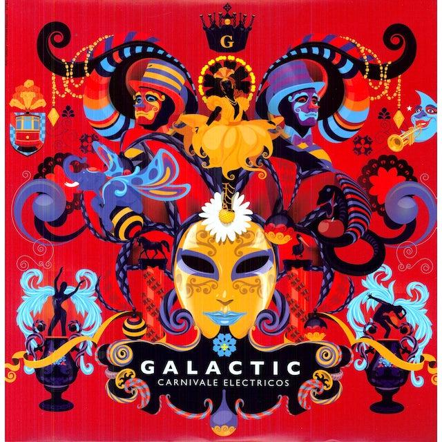 Galactic CARNIVALE ELECTRICOS Vinyl Record