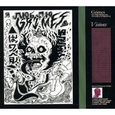 Grimes VISIONS CD