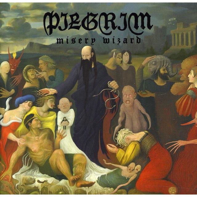 Pilgrim MISERY WIZARD CD