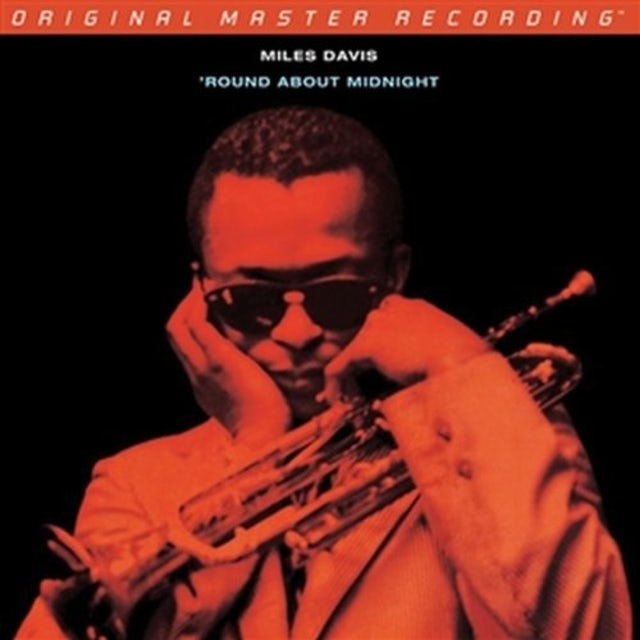 Miles Davis ROUND ABOUT MIDNIGHT Vinyl Record - Limited Edition, 180 Gram Pressing