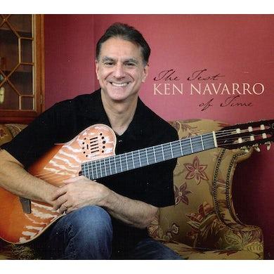 Ken Navarro TEST OF TIME CD