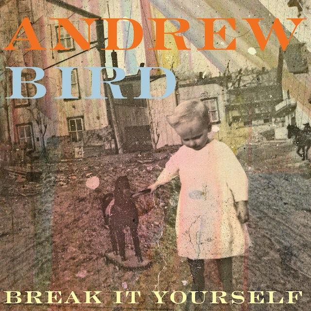 Andrew Bird BREAK IT YOURSELF Vinyl Record