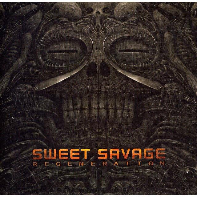 Sweet Savage REGENERATION CD
