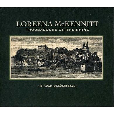 Loreena Mckennitt TROUBADOURS ON THE RHINE CD