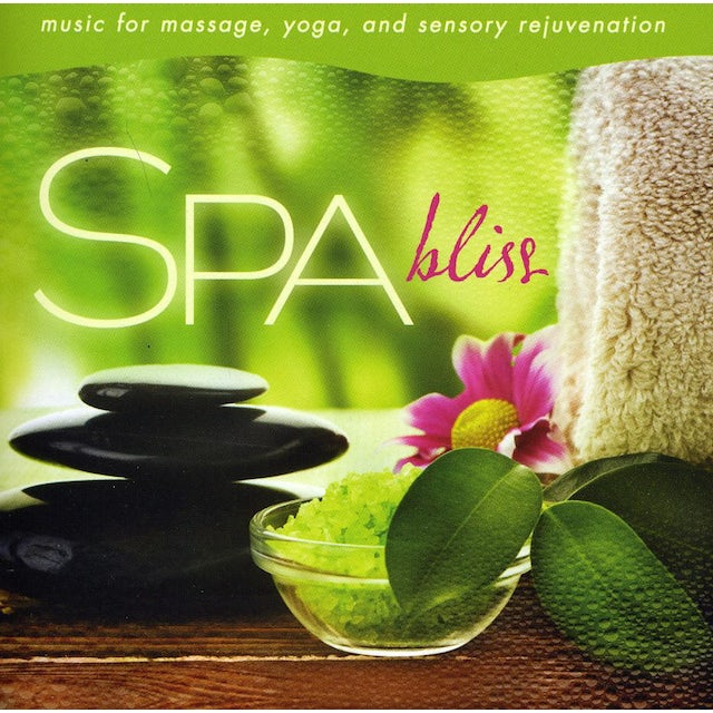 David Arkenstone SPA: BLISS MUSIC FOR MASSAGE CD