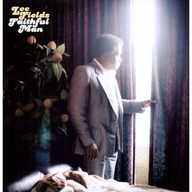 Lee Fields FAITHFUL MAN Vinyl Record