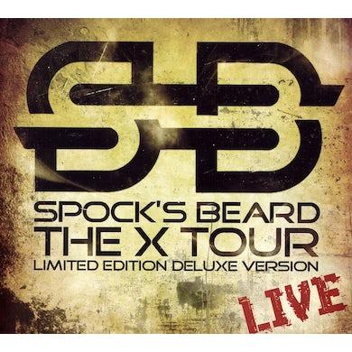 Spock'S Beard X TOUR: LIVE CD