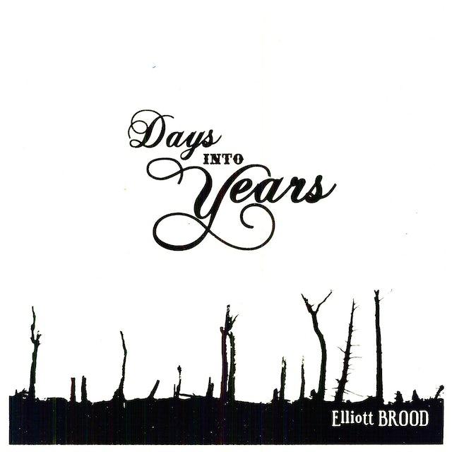 Elliott Brood DAYS INTO YEARS Vinyl Record