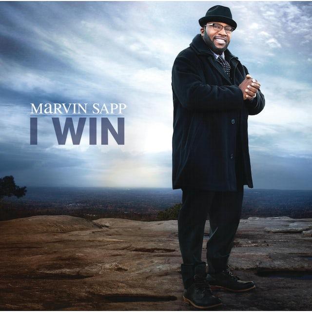 Marvin Sapp I WIN CD