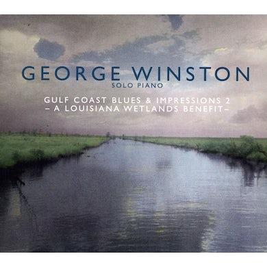 George Winston GULF COAST BLUES & IMPRESSIONS 2: A LOUISIANA WETL CD
