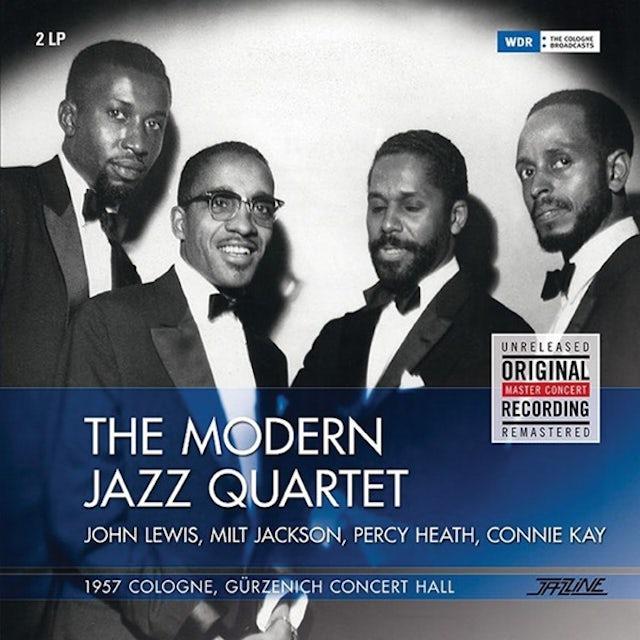 The Modern Jazz Quartet 1957 COLOGNE GURZENICH CONCERT HALL Vinyl Record