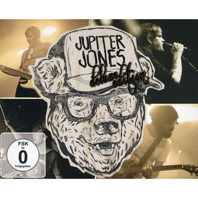 Jupiter Jones CD