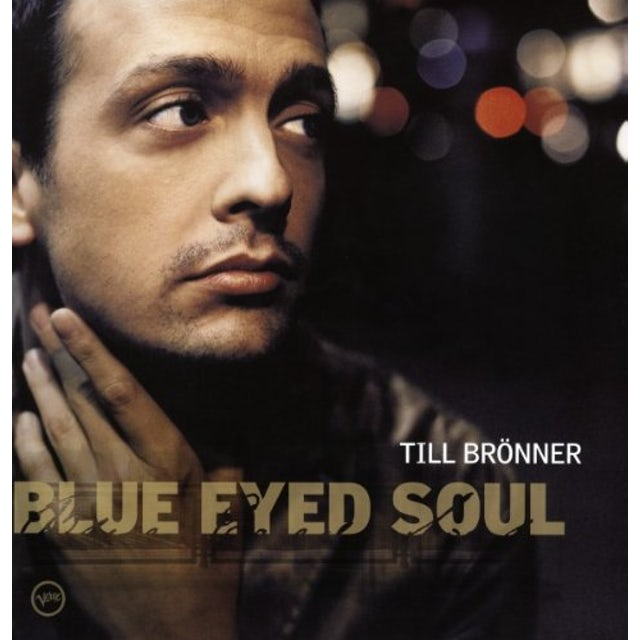 Till Bronner BLUE EYED SOUL Vinyl Record