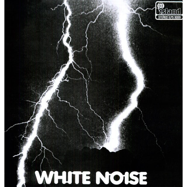 White Noise ELECTRIC STORM Vinyl Record