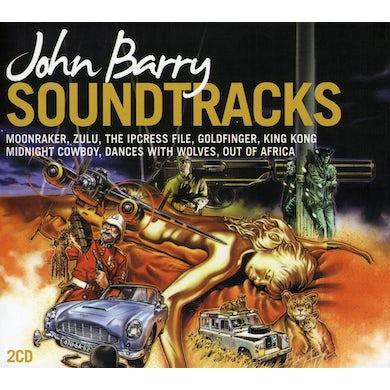 John Barry SOUNDTRACKS CD
