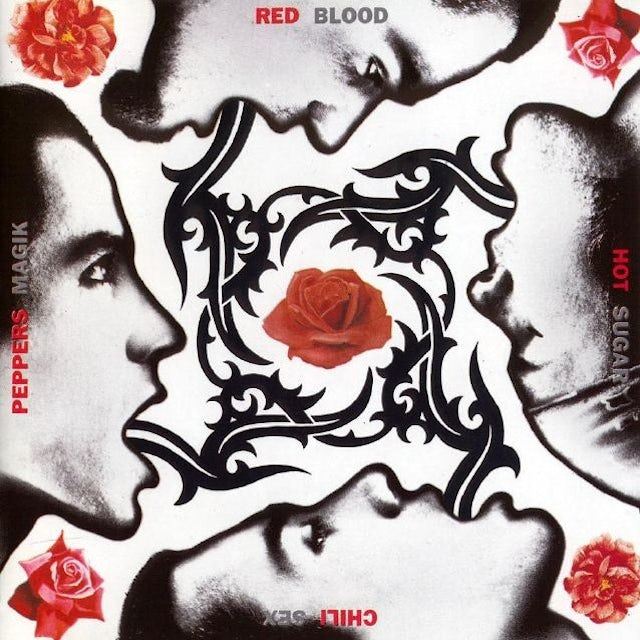 Red Hot Chili Peppers BLOOD SUGAR SEX MAGIC Vinyl Record