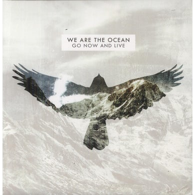 We Are The Ocean GO NOW & LIVE Vinyl Record - Deluxe Edition