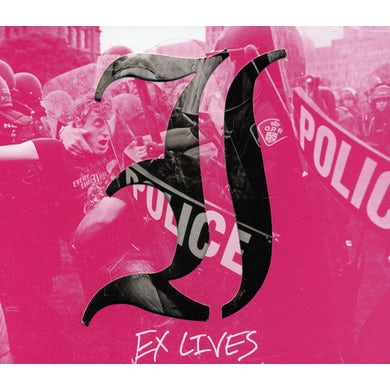 Every Time I Die EX LIVES CD