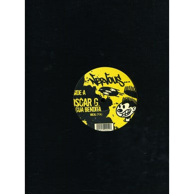 Oscar G AGUA BENDITA Vinyl Record