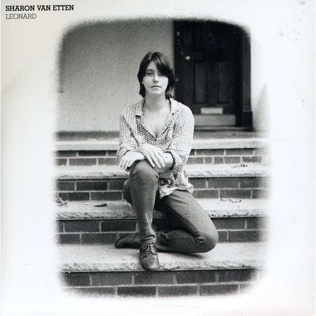 Sharon Van Etten LEONARD / LIFE OF HIS OWN Vinyl Record