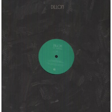 Dillon TIP TAPPING / ABRUPT CLARITY RMX Vinyl Record