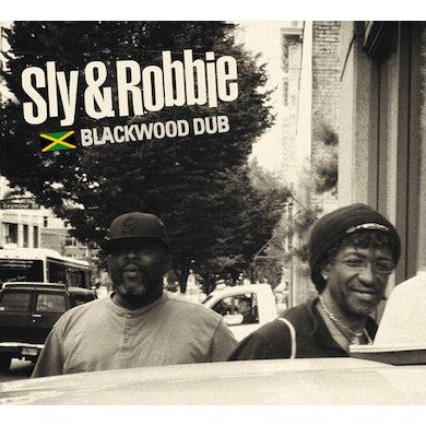 Sly & Robbie BLACKWOOD DUB CD