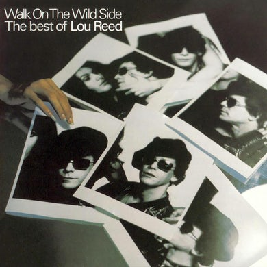 Lou Reed WALK ON THE WILD SIDE BEST OF CD