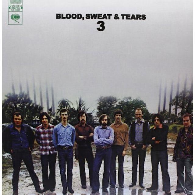 Blood Sweat & Tears 3 Vinyl Record