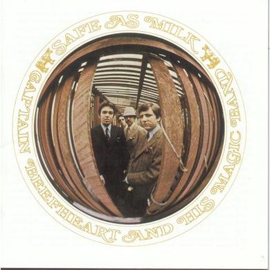 Captain Beefheart SAFE AS MILK CD