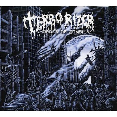 Terrorizer HORDES OF ZOMBIES CD